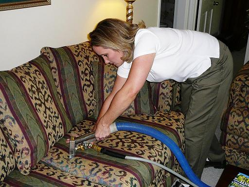 Upholstery Cleaners in Edmonton AB
